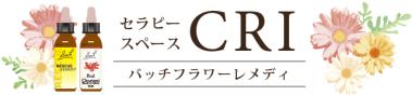 心の疲れを癒やす花のエッセンス・「バッチフラワーレメディ」講座は大阪のCRI